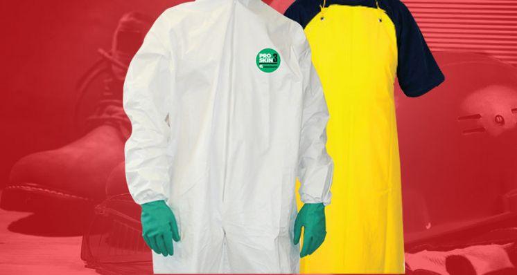 Vestimentas de Proteção